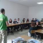 Un poco de #experienciaemprendedora en el aula