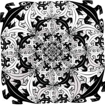 La inspiración de Escher