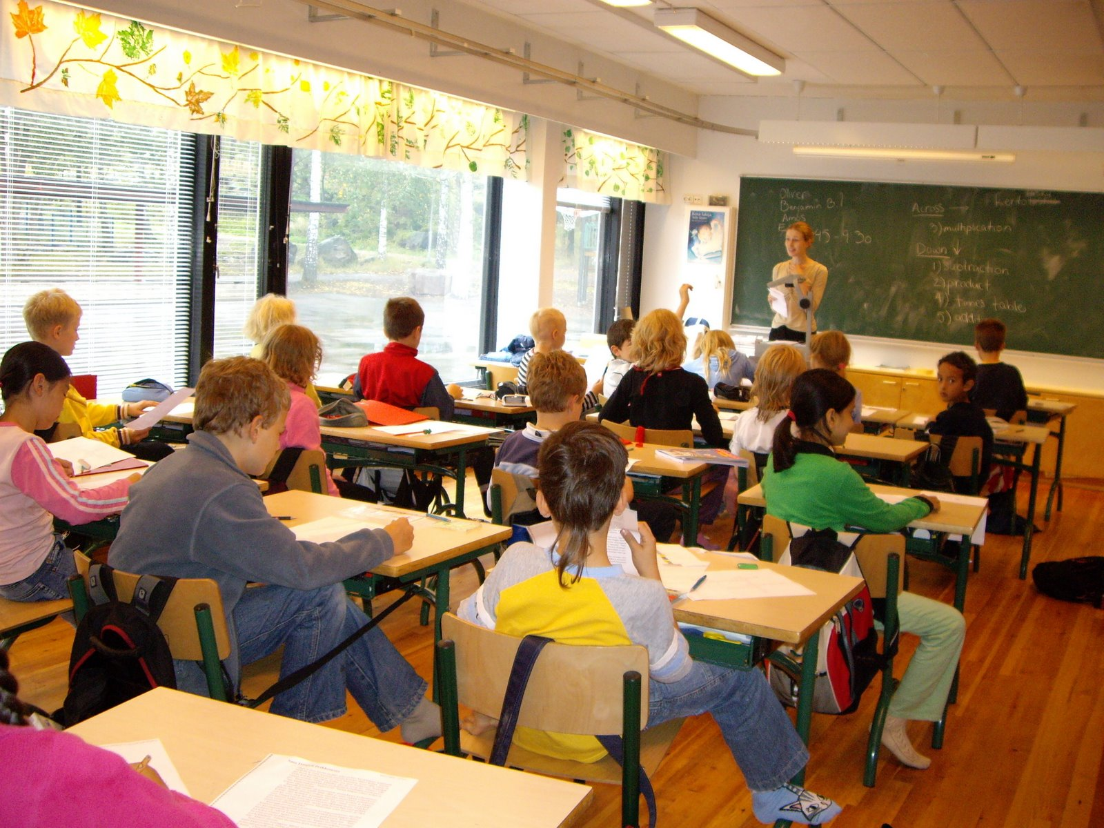 Finlandia, ¿un sistema educativo a imitar?