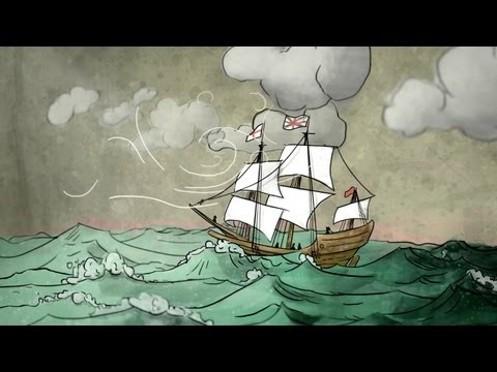 Las matemáticas guian nuestros barcos