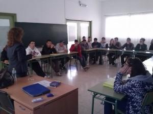 Inicio de curso con #PROYECTOEJE 2014-2015