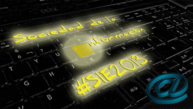 sociedad de la informacion en españa 2013