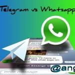 """Luego te envío un """"tele"""", o como #telegram sustituye a #whatsapp"""