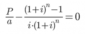 calculo tae