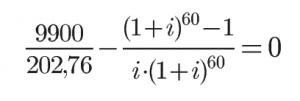 calculo tae numero